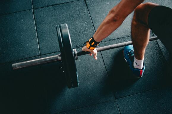 Lifting Weights to Improve your Riding