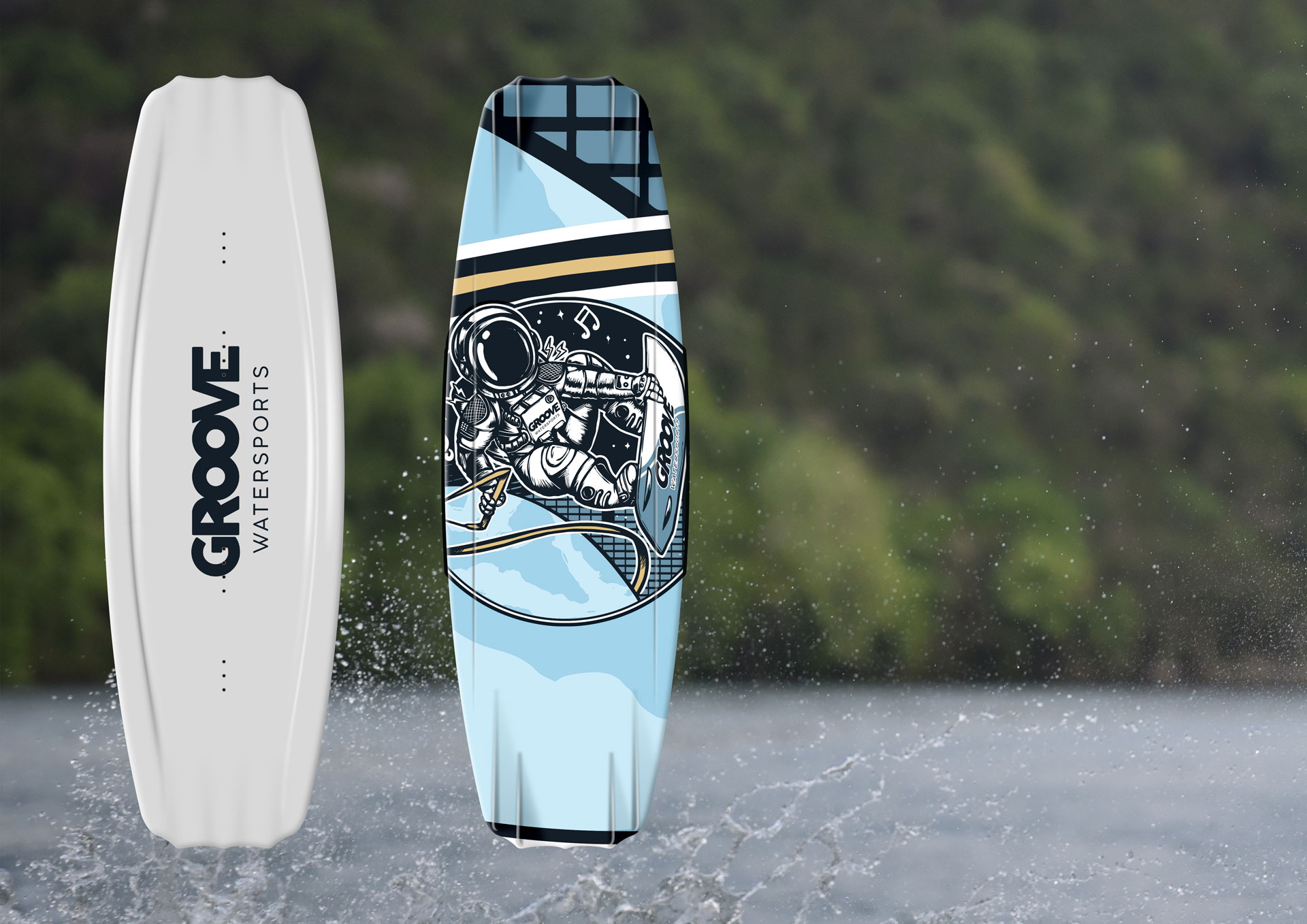 Why you should consider buying a Custom Wakeboard!