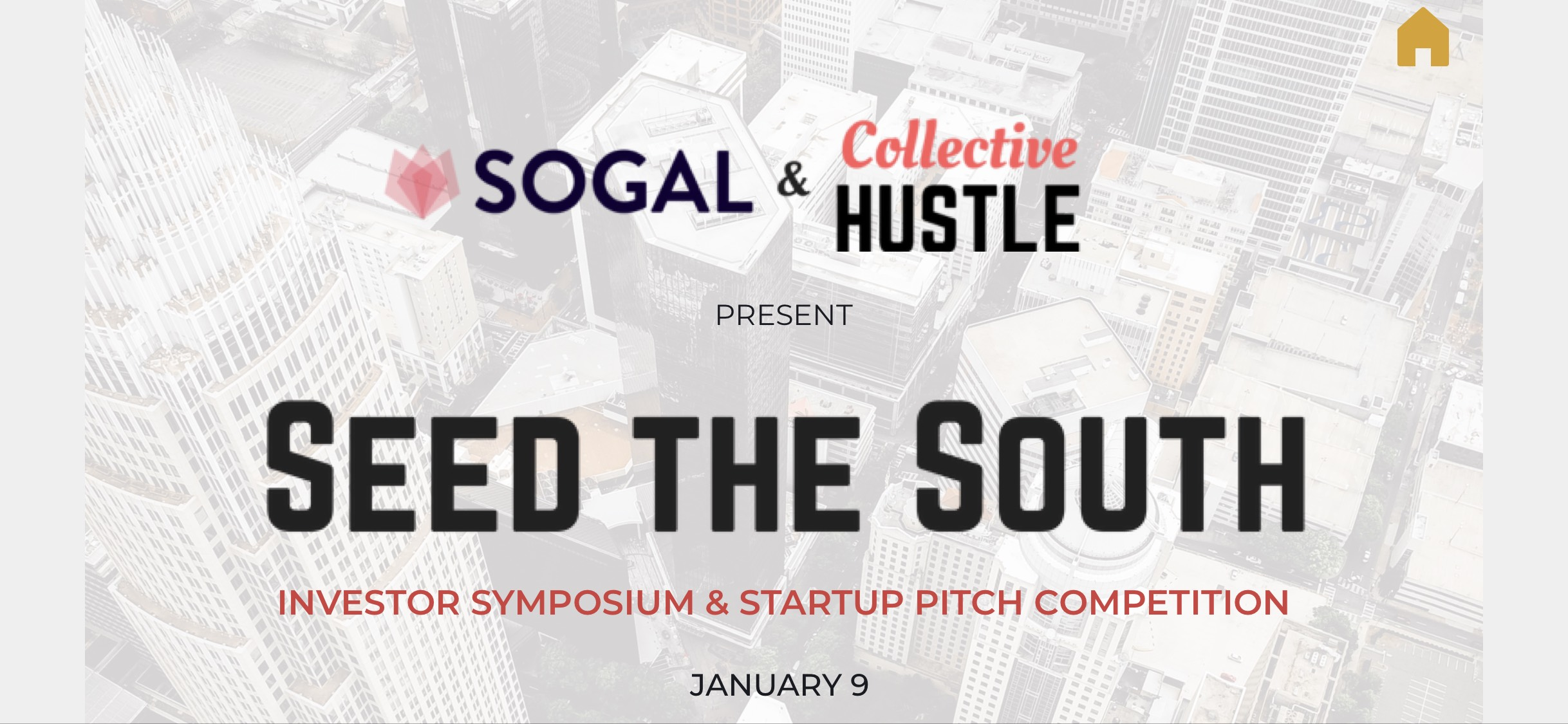 Groove Watersports is Pitching at Seed the South